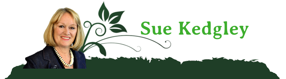 Sue Kedgley logo